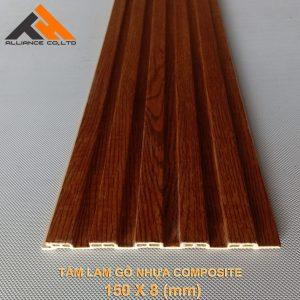 lam gỗ nhựa composite