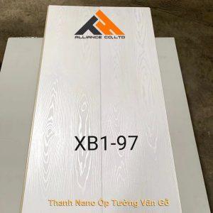 tấm nano vân gỗ XB1-97
