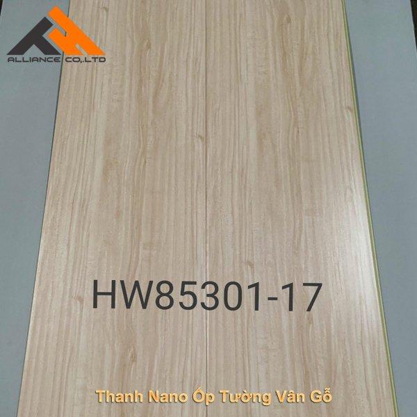 tấm nano vân gỗ HW85301-17