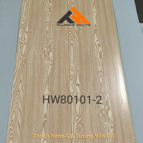 tấm nano vân gỗ HW80101-2
