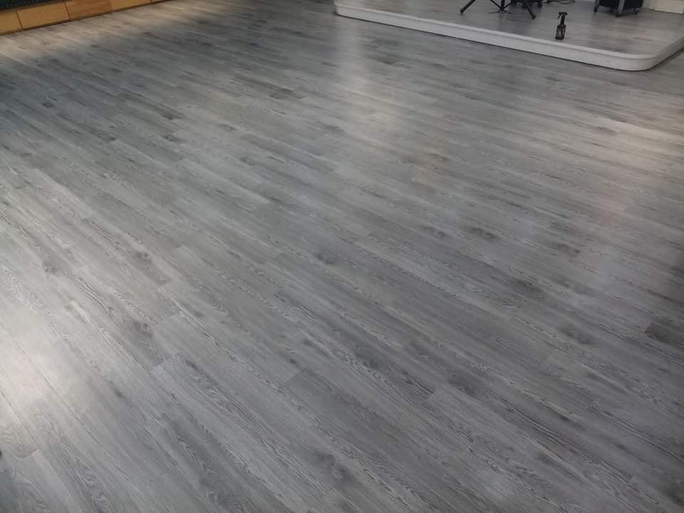 sàn nhựa giả gỗ quận tân phú - tân bình